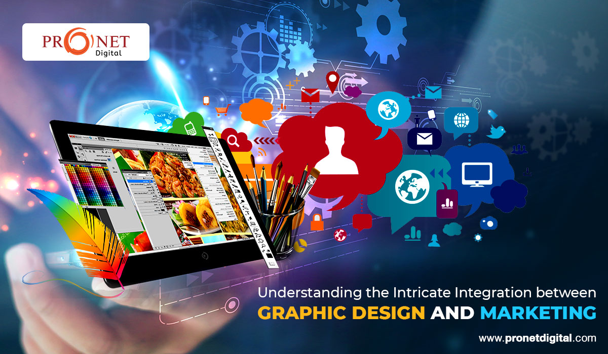 Understanding the Intricate Integration between Graphic Design And Marketing